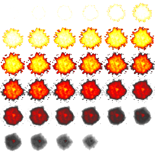 Explosion | Free Graphics For Flash and Indie Games