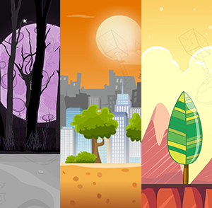 3-parallax-backgrounds