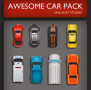 preview-top-racing-car-sprites-by-unlucky-studio-featured